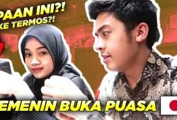 Video Ramadhan: MANTAP! Nemenin Mahasiswa ITB Buka Puasa di Jepang!
