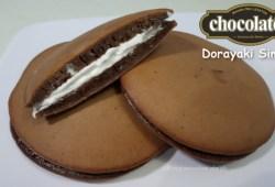 Cara Memasak Resep Kue DORAYAKI CHOCOLATOS Paling Mudah
