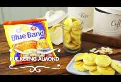Cara Memasak Resep Tanpa Oven – Kue Kering Almond
