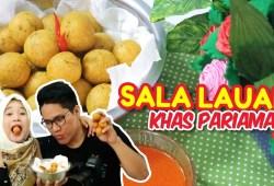 Cara Memasak Resep Sala Lauak ala Dapur Adis |  Jajanan khas Pariaman, Padang