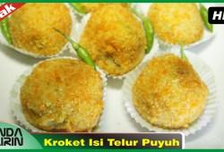 Cara Memasak Cara Membuat Kroket Telur Puyuh Resep Jajanan Indonesia Recipes Indonesia Bunda Airin