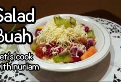 Cara Memasak Salad Buah | Cara membuat Salad Buah