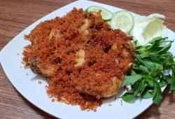 Cara Memasak Resep Ayam Goreng Serundeng