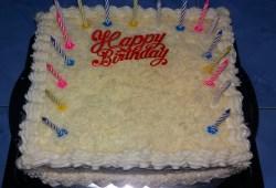 Cara Memasak Cara Membuat Kue Ulang Tahun Sederhana