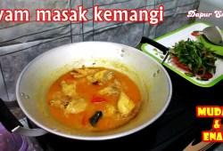 Cara Memasak Resep ayam masak kemangi enak mudah
