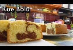 Cara Memasak Kue Bolu – Resep Kue Bolu (Kue Bolu Mudah)
