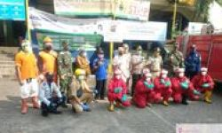 3 Pedagang Positif Corona, Pasar Mede Cilandak Barat Ditutup Sementara