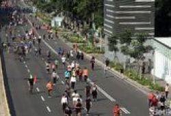 Warga Ajak Anak di Bawah 9 Tahun ke CFD DKI Diminta Pulang
