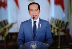 Arahan Jokowi di Haornas 2020: Tingkatkan Prestasi-Evaluasi Pembinaan Atlet