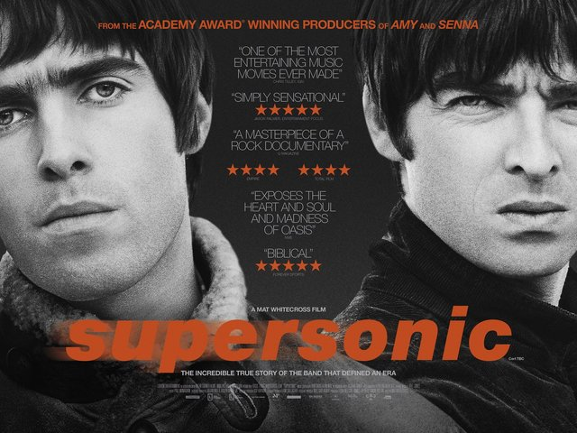 Image result for supersonic documentary poster