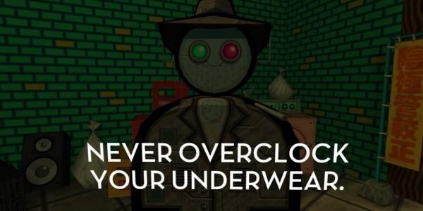 overclock underwear