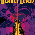 Deadly Class #8 Cover