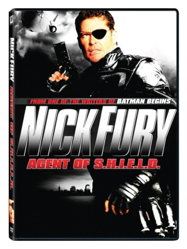 Nick Fury comic book tv shows