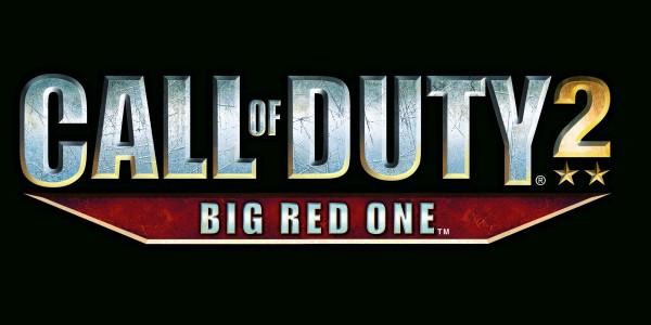 CoD Big Red One logo