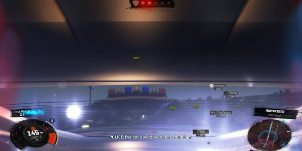 Police chase AZ