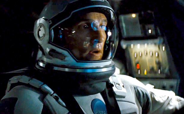 Interstellar returns to IMAX