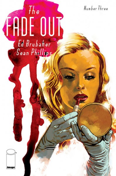 The Fade Out #3 cover