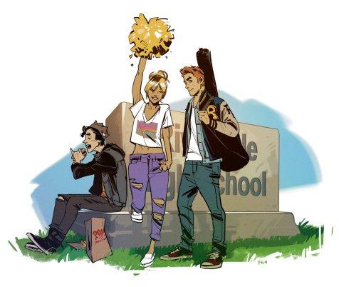 Archie Reboot Designs