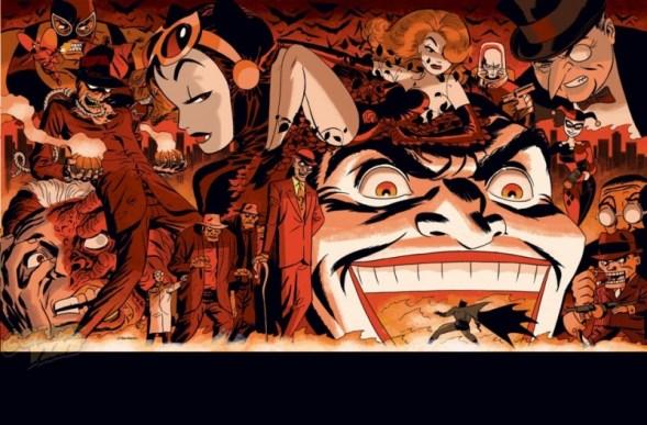 Best 2014 Batman #37