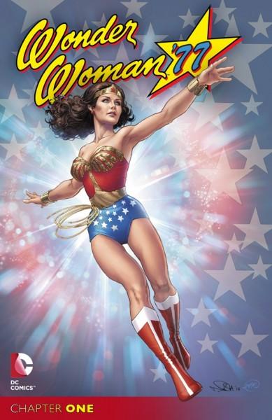 Best 2015 Wonder Woman '77
