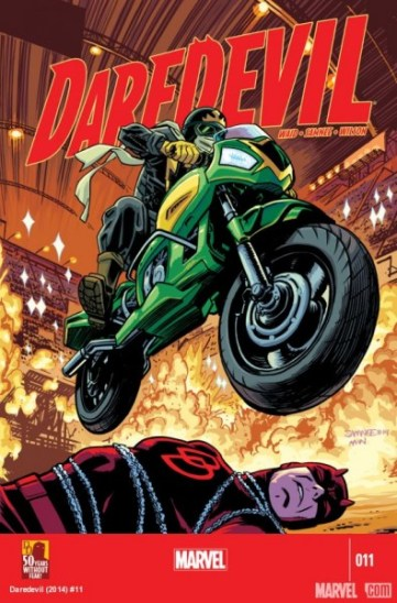 Daredevil #11 cover