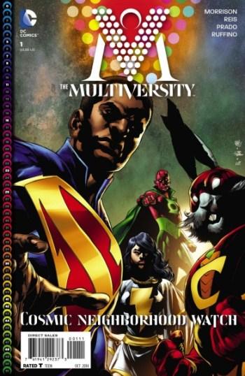 Multiversity #1 Cover