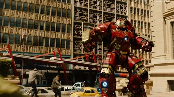 averages age of ultron - hulkbuster iron
