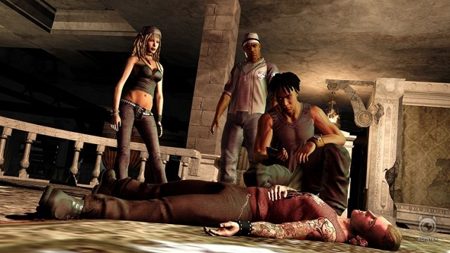 Saints Row 2 screenshot HD