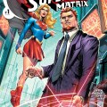 Convergence Supergirl Matrix 1 cover