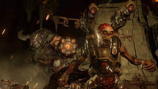 Doom Cyberdemon e3