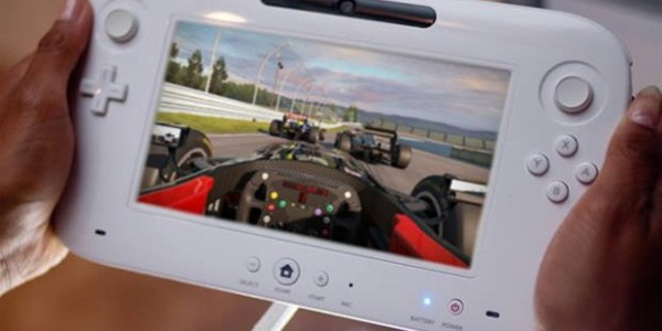 Project Cars Wiiu tablet