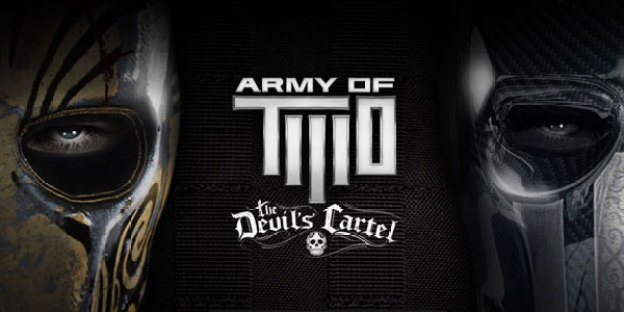 army-of-two-the-devils-cartel logo