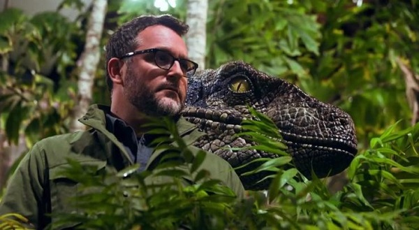 colin trevorrow - jurassic world