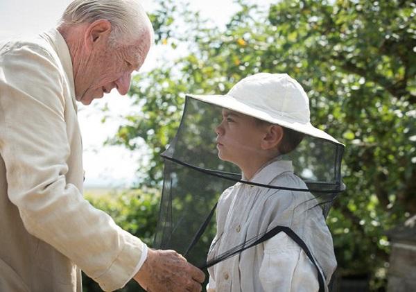 mr holmes - beekeepering