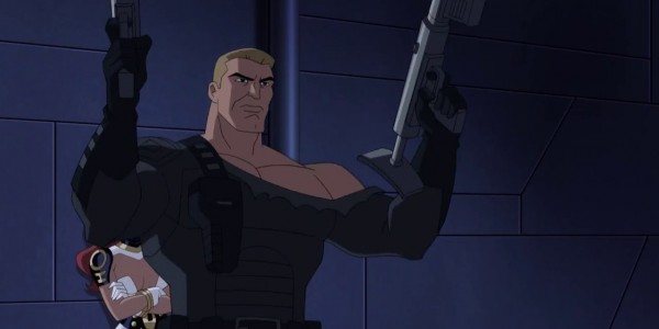 Justice League: Gods and Monsters - Steve Trevor