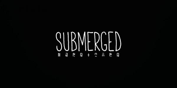 submerged logo