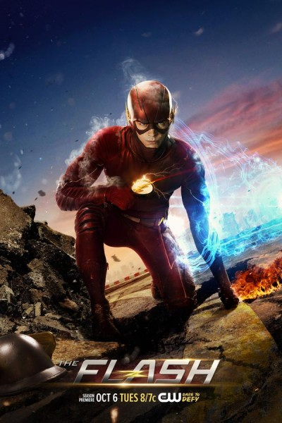 Barry Allen (New Poster) - The Flash