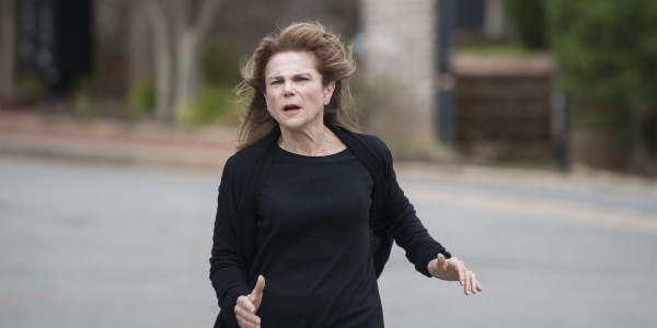 Tovah Feldshuh as Deanna - The Walking Dead _ Season 5, Episode 15 - Photo Credit: Gene Page/AMC