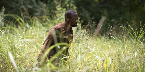 Lennie James as Morgan Jones - The Walking Dead _ Season 6, Episode 4 - Photo Credit: Gene Page/AMC