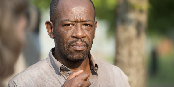 Lennie James as Morgan Jones - The Walking Dead _ Season 6, Episode 7 - Photo Credit: Gene Page/AMC