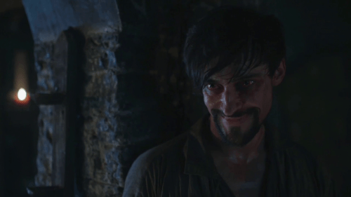Blake Ritson as Riario/the Monster of Italy.