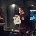 Oliver Queen, Kendra Saunders, Barry Allen - The Flash