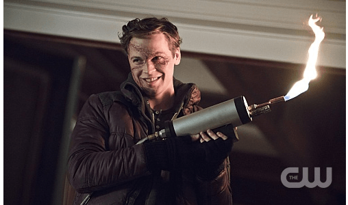 """Arrow -- """"Blood Debts"""" -- Image AR410a_bts_0297b.jpg -- Pictured: Alexander Anarky -- Photo: Katie Yu/ The CW -- © 2015 The CW Network, LLC. All Rights Reserved."""