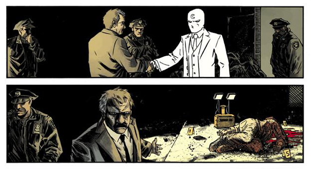 Moon Knight panels Jordie Bellaire