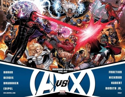 Avengers vs. X-Men rivalries
