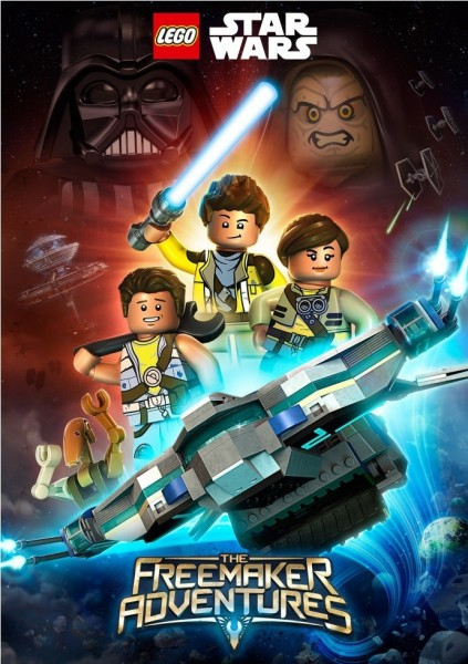 Poster - Lego Star Wars- The Freemaker Adventures
