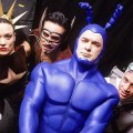 Captain Liberty, Batmanuel, Arthur, The Tick - The Tick