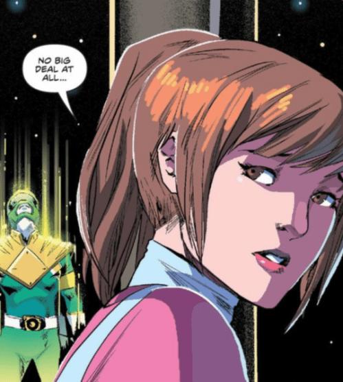 Power Rangers: Panel Screenshot