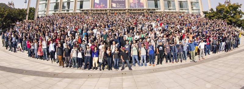The team at Riot welcomes Radiant Entertainment, ALL AT ONCE!
