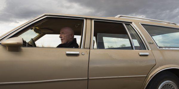 Jonathan Banks as Mike Ehrmantraut - Better Call Saul _ Season 2, Episode 10 - Photo Credit: Ursula Coyote/AMC